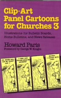 Clip-Art Panel Cartoons for Churches, No 2 Howard Paris