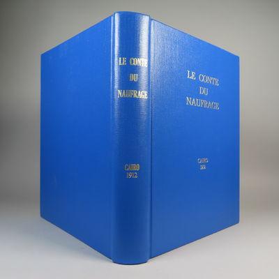 Image for Le Conte du Naufrage Transcrit et publie par M. W. Golenischeff