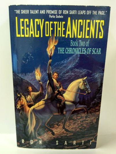 Image for Legacy of the Ancients  (Chronicles of Scar)