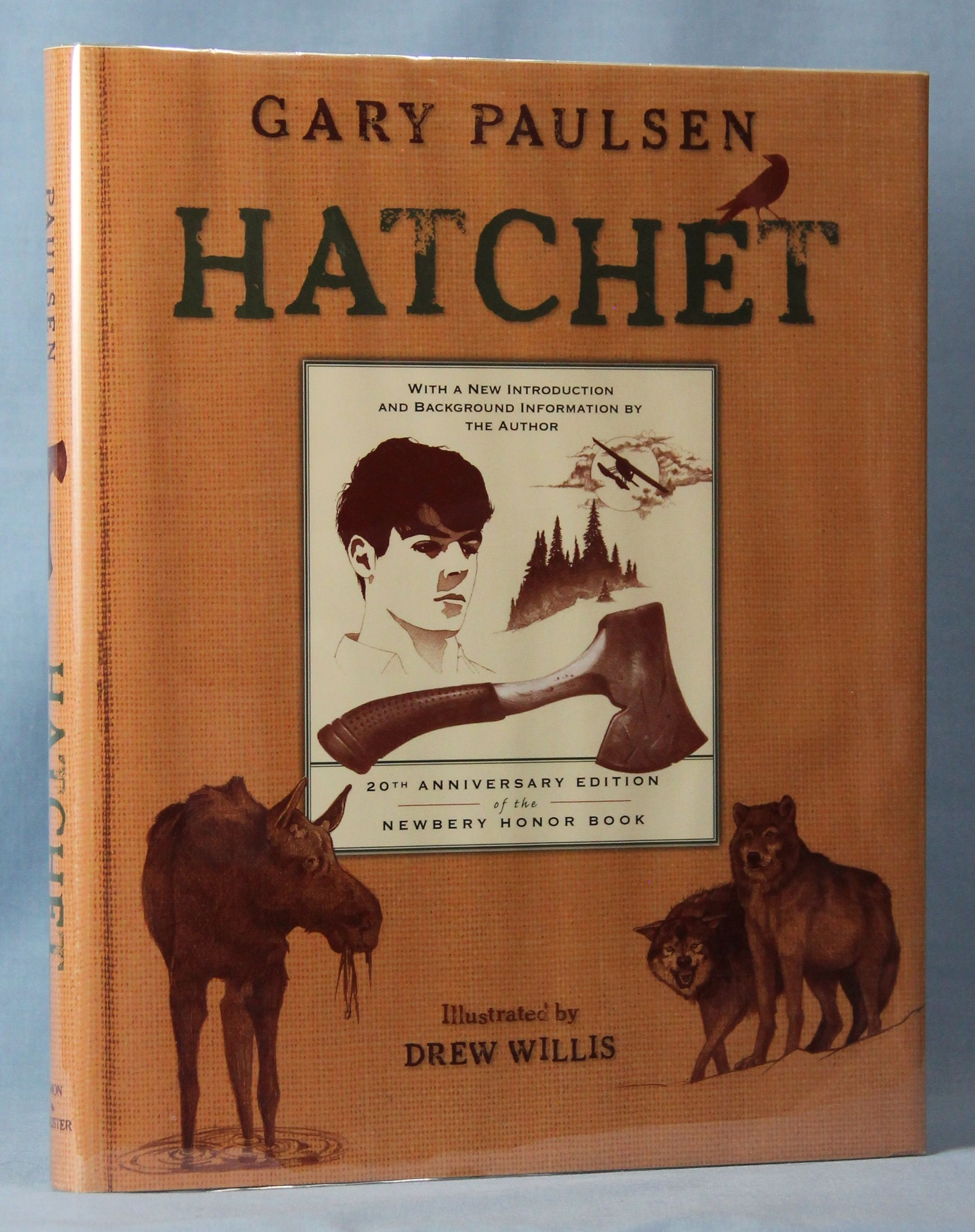 Image for Hatchet: 20th Anniversary Edition