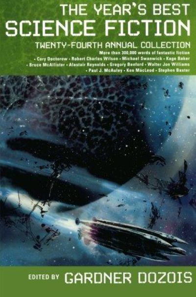 Image for The Year's Best Science Fiction Twenty-Fourth Annual Collection