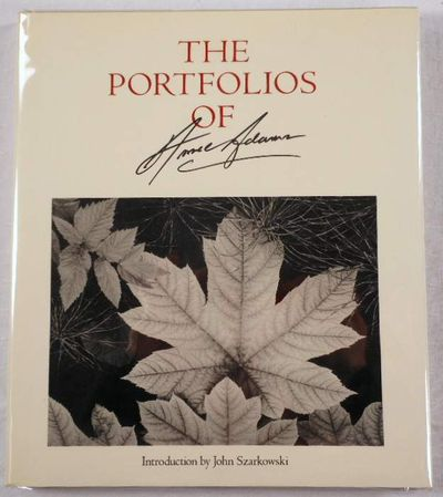 The Portfolios of Ansel Adams, Ansel Adams