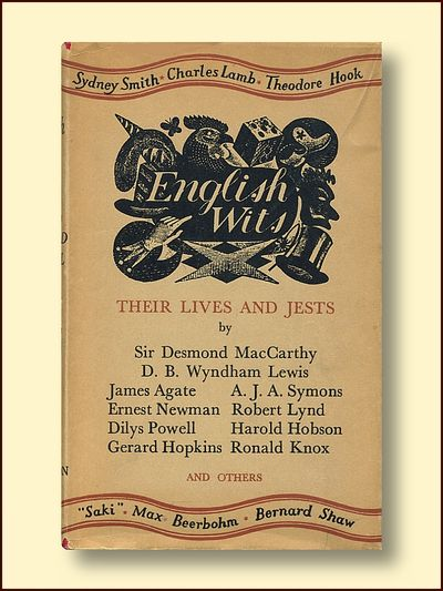English Wits Their Lives and Jests, Russell, Leonard (ed)
