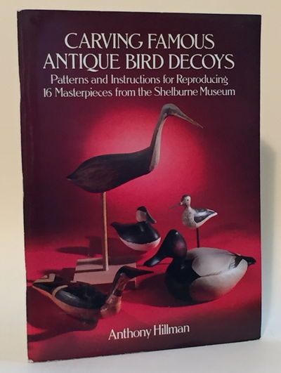 Carving Famous Antique Bird Decoys, Hillman, Anthony