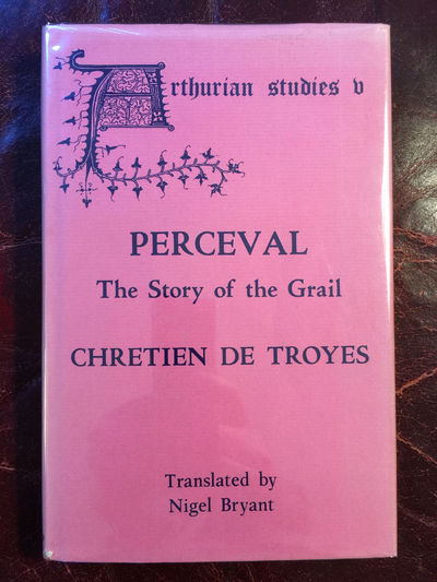 Perceval The Story of the Grail  Chretien de Troyes  Hardcover, Nigel Bryant Translated Chretien De Troyes