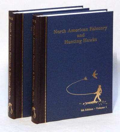 North American Falconry and Hunting Hawks, Beebe, Frank Lyman and Harold Melvin Webster (eds.)