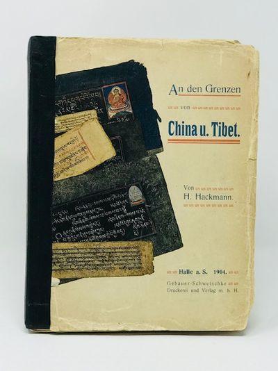 Vom Omi Bis Bhamo : Wanderungen an Den Grenzen Von China, Tibet Und Birma, Hackmann, Heinrich Friedrich