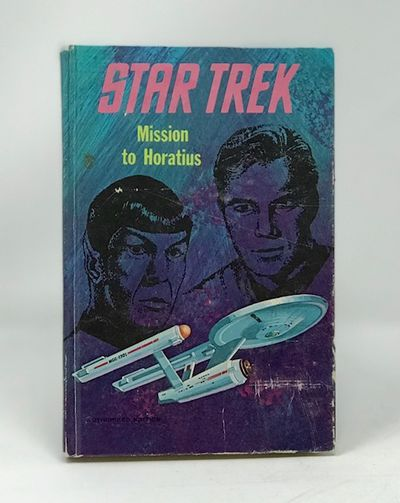 Star Trek: Mission to Horatius, Reynolds , Mack