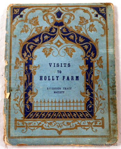 The Pretty Village  [Front Cover Title: Visits to Holly Farm], Anonymous