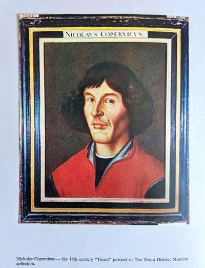 Image for Land of Nicholas Copernicus. Translation by A.T. Jordan.