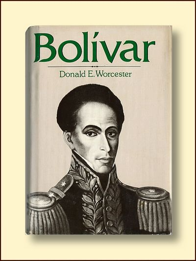 Bolivar, Worcerter, Donald E.