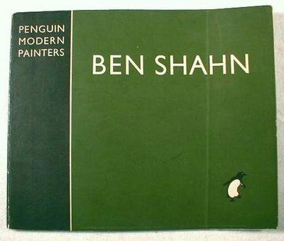 Image for Ben Shahn.  Penguin Modern Painters Series