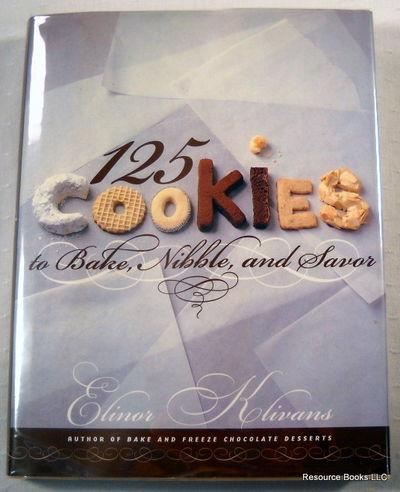 125 Cookies to Bake, Nibble, and Savor, Klivans, Elinor; Williams-Sonoma