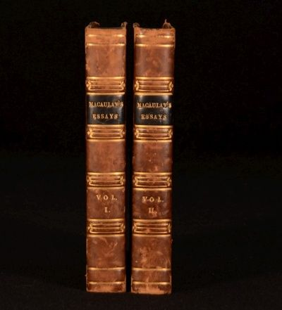 Macaulays life of johnson and essay on addison longmans english classics