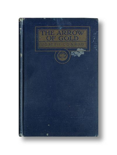 The Arrow of Gold   a Story Between Two Notes, Conrad, Joseph