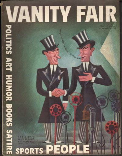 Image for Vanity Fair April 1932 Issue (Magazine)