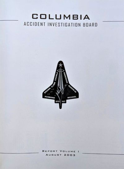 Image for Columbia Accident Investigation Board. Report volume 1.