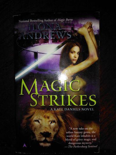 Image for Magic Strikes