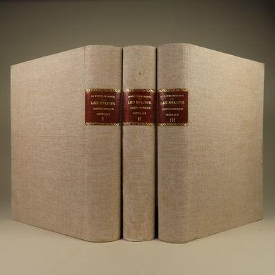 Image for Les Belges dans l'Afrique Centrale. Le Congo et ses Affluents. 3 Volumes.