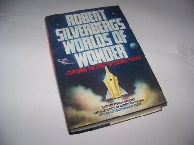 Image for Robert Silverberg's Worlds of Wonder: Exploring the Craft of Science Fiction