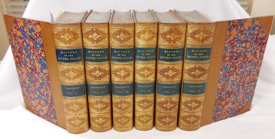 Image for History of the United States of America, From the Discovery of the Continent. In Six [6] Volumes
