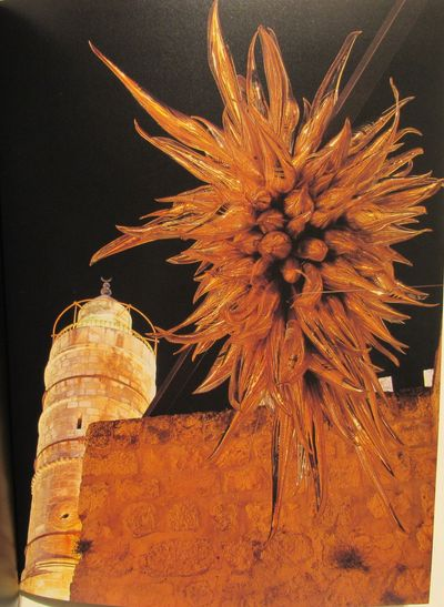 Image for Chihuly Jerusalem 2000. Signed by Chihuly.