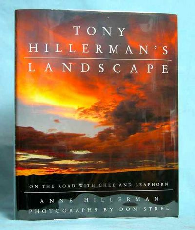 Tony Hillerman's Landscape: On the Road with Chee and Leaphorn (Signed)