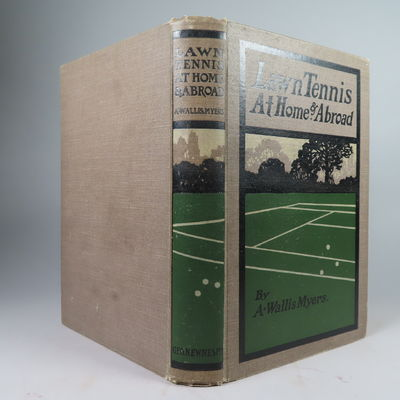 Image for Lawn Tennis at Home and Abroad