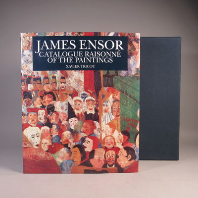 Image for James Ensor: Catalogue Raisonne of the Paintings, 2 Volumes I: 1875 -  1902, II: 1902 - 1941