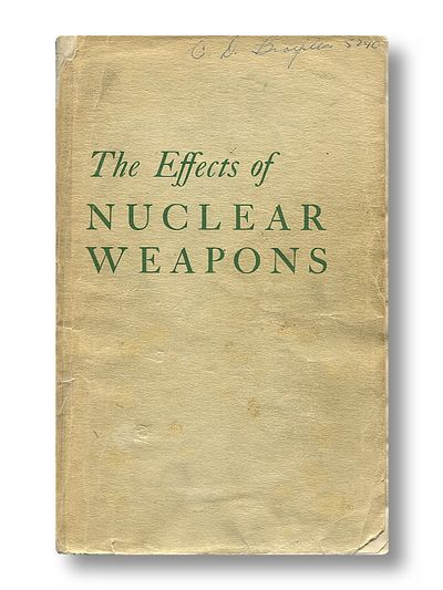 The Effects of Nuclear Weapons, Glasstone, Samuel