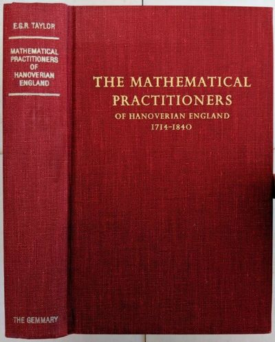 Image for The Mathematical Practitioners of Hanoverian England 1714-1840.