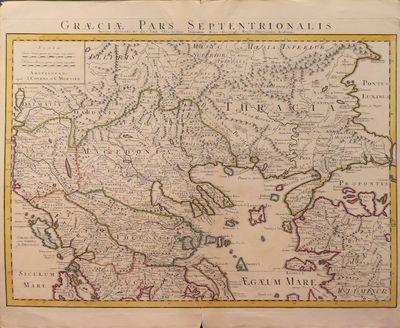 Image for Graeciae pars Septentrionalis