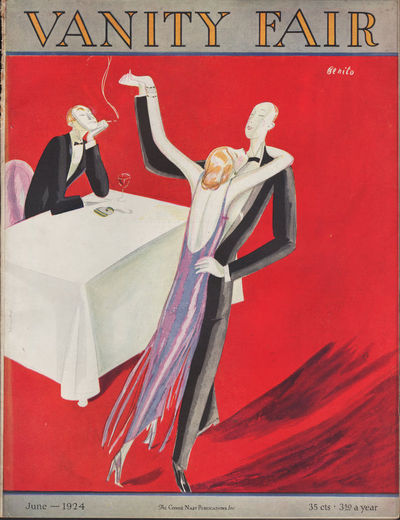 Image for Vanity Fair 1924 June Magazine