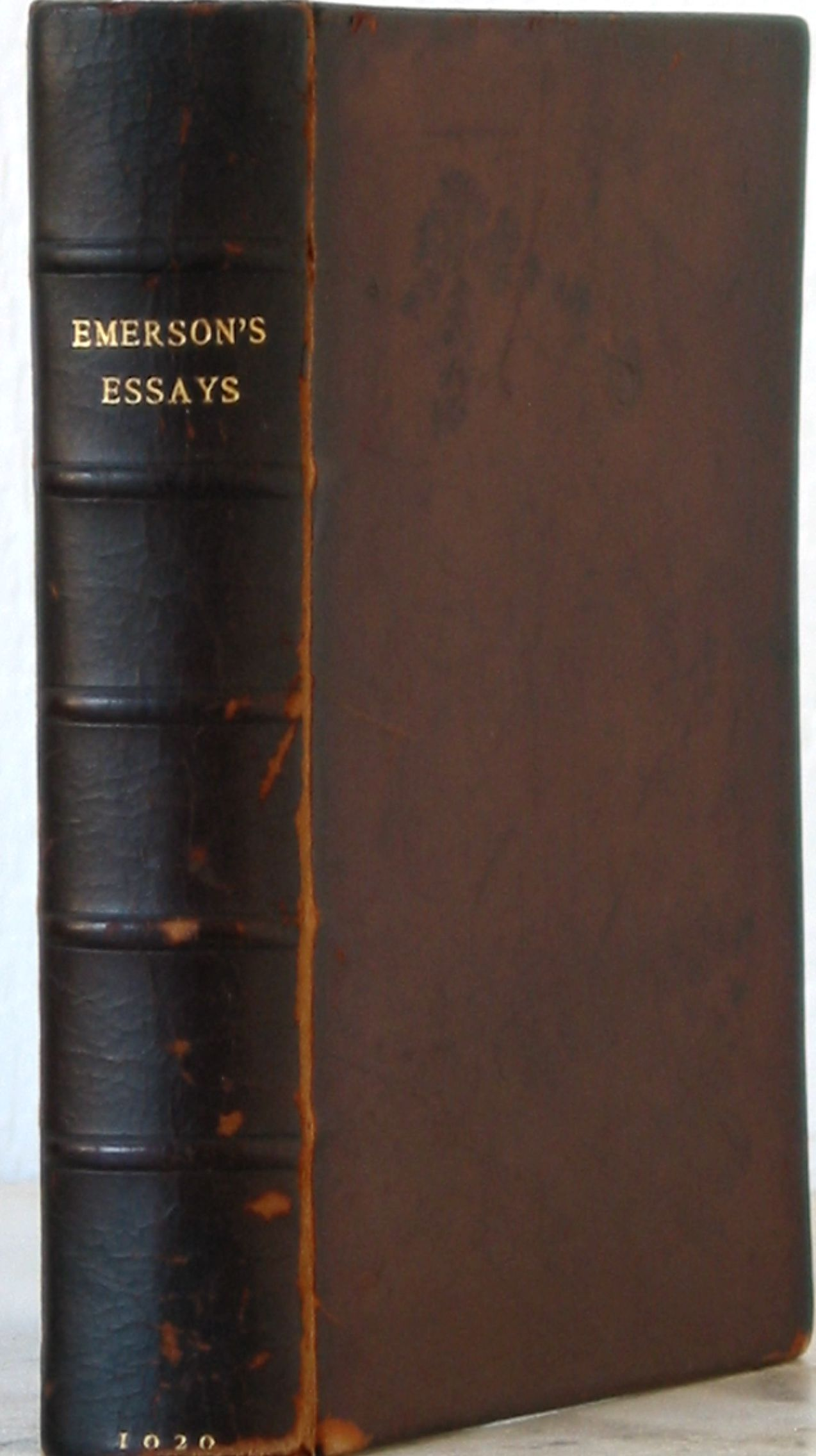 the oversoul from essays first series ralph waldo emerson 1841
