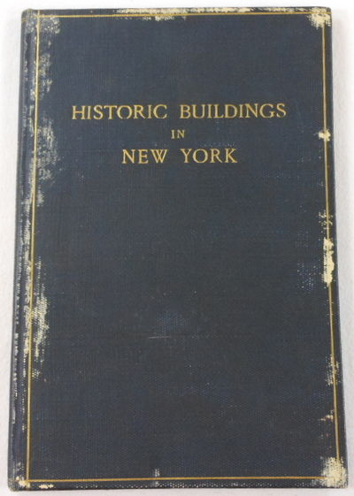 Historic Buildings Now Standing in New York Which Were Erected Prior to Eighteen Hundred [1800], Bank of the Manhattan Company