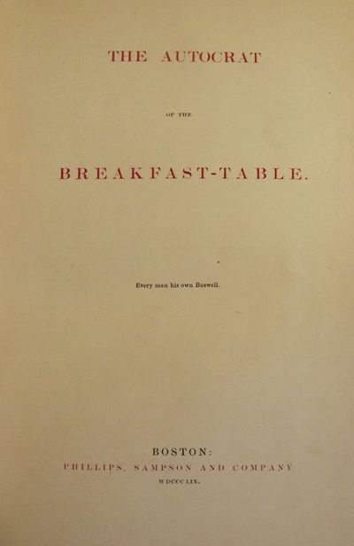 breakfast table essays Restaurant service package in premier inn  this is not an example of the work written by our professional essay  during busy breakfast time if table is not .