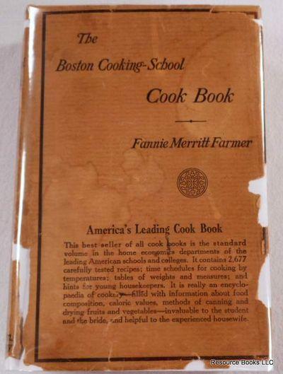The Boston Cooking-School Cook Book, Farmer, Fannie Merritt