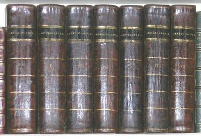 Image for The New and Complete American Encyclopeaedia [Encyclopedia]: Or Universal Dictionary of Arts and Sciences; on an Improved Plan:  In Which The Respective Sciences are Arranged Into Complete Systems, and the Arts Digested Into Distinct Treatises.. 7 Volumes