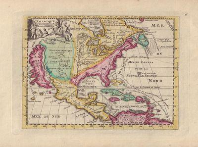 Image for L'Amerique Septentrionale Noord America