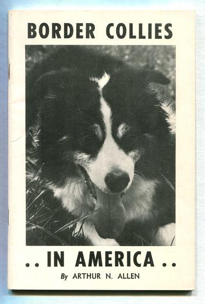 Border Collies in America, Allen, Arthur N.