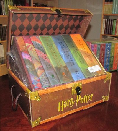 Image for Harry Potter Boxed Set Books 1-7