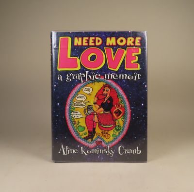 Image for Need More Love A Graphic Memoir
