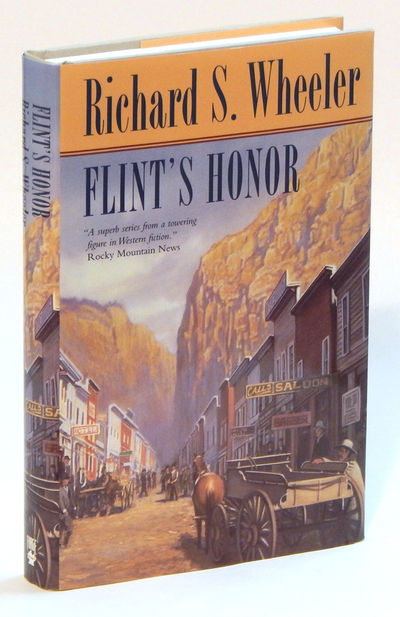 Flint's Honor: D (Sam Flint Novels), Wheeler, Richard S.
