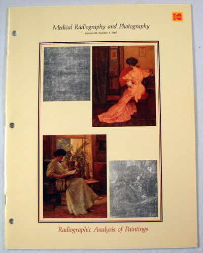 Radiographic Analysis of Paintings.  Medical Radiography and Photography Volume 63, Number 1, 1987, A. Everette James, Jr. And S. Julian Gibbs