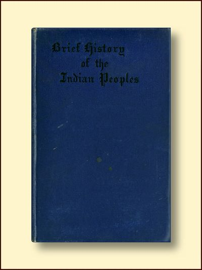 A Brief History of the Indian Peoples, Hunter, Sir William Wilson