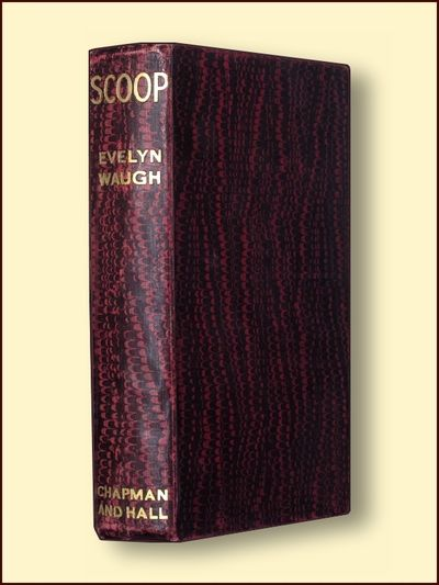 Scoop:  A Novel About Journalists, Waugh, Evelyn