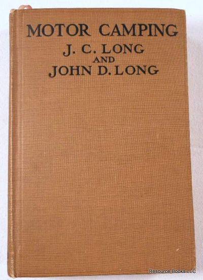 Motor Camping, J. C. Long and John D. Long