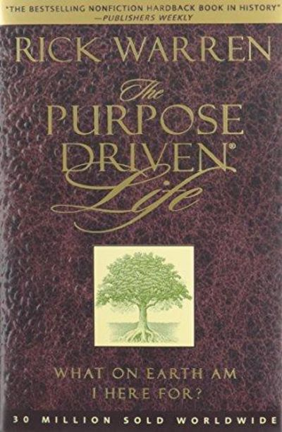 Image for The Purpose Driven Life