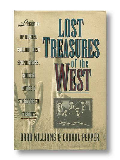 Lost Treasures of the West, Williams Brad;Pepper, Choral;Williams, Brad