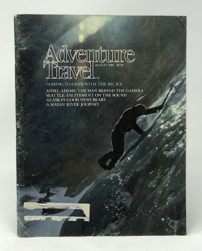 Adventure Travel Magazine August 1980